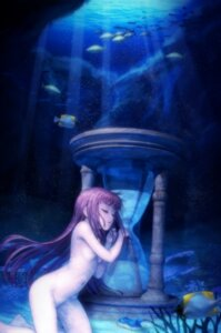 Rating: Questionable Score: 82 Tags: loli moonknives mukaido_manaka nagi_no_asukara naked User: fairyren
