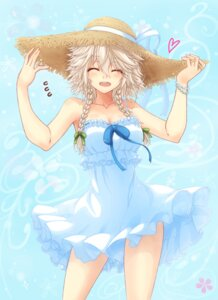 Rating: Safe Score: 42 Tags: cleavage dress izayoi_sakuya mickey_dunn summer_dress touhou User: Mr_GT