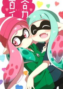 Rating: Safe Score: 17 Tags: eromame inkling_(splatoon) pointy_ears splatoon sweater yuri User: Radioactive
