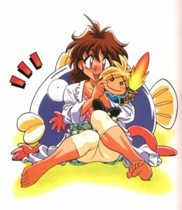 Rating: Safe Score: 4 Tags: araizumi_rui binding_discoloration gourry_gabriev lina_inverse screening slayers User: minakomel