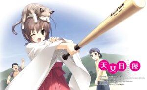 Rating: Safe Score: 15 Tags: amatsume_akira hashimoto_takashi miko neko possible_duplicate sphere yosuga_no_sora User: Radioactive