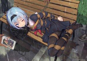 Rating: Questionable Score: 42 Tags: bondage pantyhose ryuuou_no_oshigoto! seifuku sora_ginko tokinohimitsu wet wet_clothes User: Mr_GT