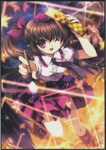 Rating: Safe Score: 5 Tags: capura.l eternal_phantasia himekaidou_hatate touhou User: 乐舞纤尘醉华音