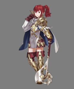 Rating: Questionable Score: 4 Tags: anna_(fire_emblem) armor duplicate fire_emblem fire_emblem_heroes kozaki_yuusuke nintendo thighhighs weapon User: Radioactive