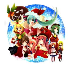 Rating: Safe Score: 16 Tags: christmas gumi hatsune_miku jpeg_artifacts kaai_yuki kagamine_rin lily_(vocaloid) megurine_luka meiko miki_(vocaloid) nekomura_iroha sarukomea vocaloid User: Amperrior