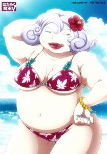 Rating: Safe Score: 5 Tags: bikini cleavage hataraku_maou-sama! shiba_miki swimsuits underboob User: Radioactive