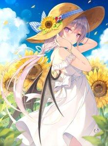 Rating: Safe Score: 108 Tags: dress eve-chan rurudo summer_dress User: hiroimo2