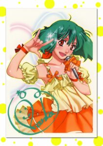 Rating: Safe Score: 5 Tags: dress ebata_risa macross macross_frontier ranka_lee User: lilith7