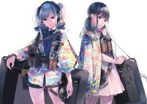 Rating: Safe Score: 38 Tags: dress headphones sawasawa User: Mr_GT