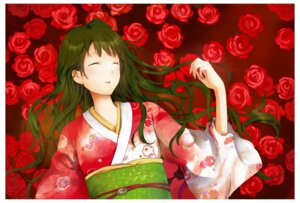 Rating: Safe Score: 10 Tags: kimono yunco User: Radioactive