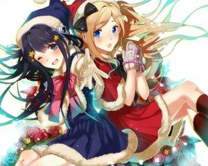 Rating: Safe Score: 32 Tags: christmas dangan-ronpa dangan-ronpa_2 maizono_sayaka sepain sonia_nevermind User: vanilla