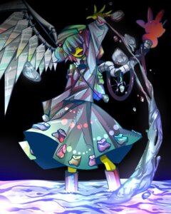 Rating: Safe Score: 2 Tags: kawashiro_nitori ninomae touhou wings User: konstargirl