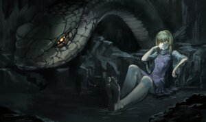 Rating: Safe Score: 17 Tags: blood feet lynchis mishaguji moriya_suwako touhou User: Mr_GT
