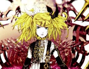 Rating: Safe Score: 8 Tags: kagamine_rin meltdown_(vocaloid) nagimiso nagimiso.sys vocaloid User: Radioactive