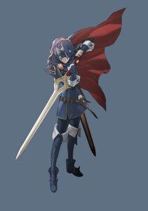 Rating: Safe Score: 13 Tags: armor bodysuit fire_emblem fire_emblem_kakusei kozaki_yuusuke lucina_(fire_emblem) nintendo sword thighhighs User: Radioactive