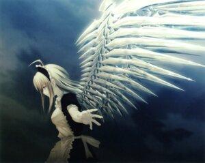Rating: Safe Score: 43 Tags: anna carnevale_della_luce_della_luna maid oosaki_shinya wings User: midzki