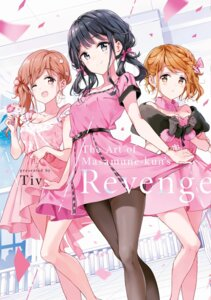 Rating: Safe Score: 47 Tags: adagaki_aki cleavage dress fujinomiya_neko koiwai_yoshino masamune-kun_no_revenge pantyhose possible_duplicate skirt_lift tiv User: kiyoe