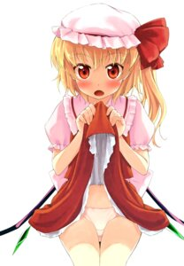 Rating: Questionable Score: 34 Tags: flandre_scarlet loli nullken pantsu petit_ego! skirt_lift touhou User: xxdcruelifexx