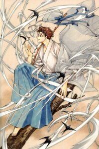 Rating: Safe Score: 5 Tags: aoki_seiichirou clamp male x User: Share