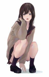 Rating: Safe Score: 40 Tags: akito_(artist) seifuku sweater User: Spidey