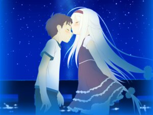 Rating: Safe Score: 11 Tags: dress favorite game_cg hoshizora_no_memoria ototsu_yume shida_kazuhiro User: fireattack