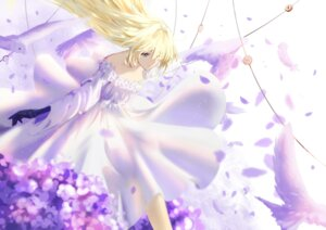 Rating: Safe Score: 23 Tags: dress higandgk violet_evergarden violet_evergarden_(character) User: Nepcoheart
