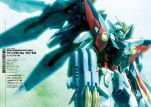 Rating: Safe Score: 10 Tags: gundam gundam_wing mecha profile_page wing_gundam_zero User: koo35