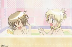 Rating: Questionable Score: 13 Tags: bathing hidamari_sketch miyako naked yuno User: MDGeist