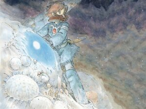 Rating: Safe Score: 5 Tags: kaze_no_tani_no_nausicaa nausicaa wallpaper User: Radioactive