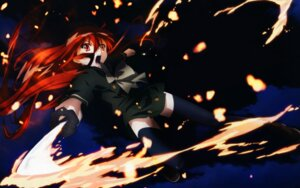 Rating: Safe Score: 16 Tags: shakugan_no_shana shana sword wallpaper User: boon