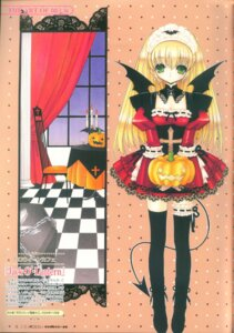 Rating: Safe Score: 19 Tags: devil gothic_lolita lolita_fashion ramiya_ryou tail wings User: admin2