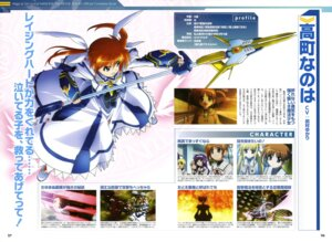 Rating: Safe Score: 11 Tags: mahou_shoujo_lyrical_nanoha mahou_shoujo_lyrical_nanoha_a's mahou_shoujo_lyrical_nanoha_the_movie_2nd_a's profile_page takamachi_nanoha User: drop