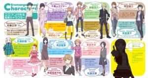 Rating: Safe Score: 10 Tags: business_suit dress eromanga-sensei heels izumi_kyouka_(eromanga-sensei) izumi_masamune izumi_sagiri jinno_megumi kanzaki_hiro kousaka_kirino megane ore_no_imouto_ga_konnani_kawaii_wake_ga_nai pointy_ears seifuku senju_muramasa sweater takasago_tomoe yamada_elf yukata User: kiyoe
