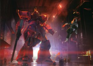 Rating: Safe Score: 10 Tags: gundam gundam_0080 gundam_0080_war_in_the_pocket mecha User: Radioactive