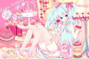 Rating: Safe Score: 19 Tags: hatsune_miku kajiami lots_of_laugh_(vocaloid) vocaloid User: anaraquelk2
