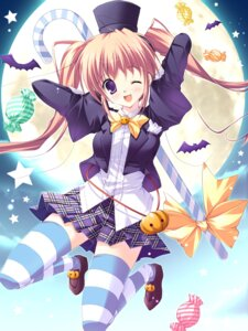 Rating: Safe Score: 33 Tags: mikeou pink_chuchu thighhighs User: waha