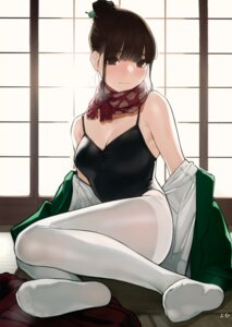 Rating: Safe Score: 32 Tags: cleavage leotard pantyhose yom User: Hatsukoi