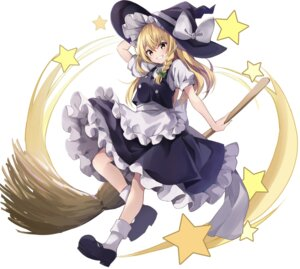 Rating: Safe Score: 22 Tags: hyurasan kirisame_marisa skirt_lift touhou witch User: hiroimo2