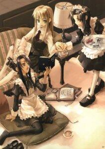 Rating: Safe Score: 12 Tags: closet_child fixed konoe_ototsugu lolita_fashion maid User: petopeto