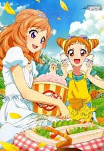 Rating: Safe Score: 17 Tags: aikatsu! arisugawa_otome himesato_maria watanabe_satomi User: drop