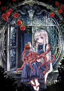 Rating: Safe Score: 8 Tags: dress michihisa! monster tentacles User: Mr_GT