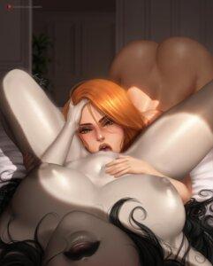 Rating: Explicit Score: 29 Tags: ass cunnilingus kim_possible kimberly_ann_possible luminyu naked nipples pussy shego_(kim_possible) yuri User: BaldurAnthology