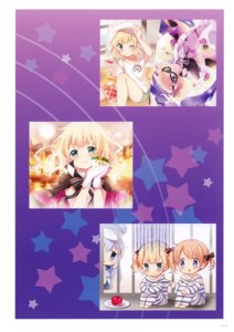Rating: Safe Score: 5 Tags: gochuumon_wa_usagi_desu_ka? koi User: kiyoe
