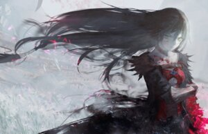 Rating: Safe Score: 54 Tags: blood dress tales_of_berseria torn_clothes velvet_crowe yinwoeren User: Mr_GT