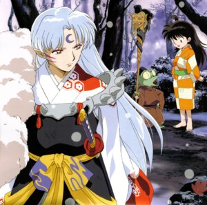 Rating: Safe Score: 7 Tags: inuyasha jaken rin_(inuyasha) sesshoumaru User: Radioactive