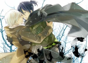 Rating: Safe Score: 6 Tags: male nezumi no.6 nun_(artist) shion_(no.6) yaoi User: hobbito