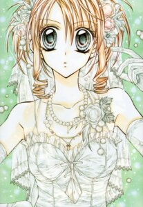 Rating: Safe Score: 4 Tags: otomiya_haine shinshi_doumei_cross tanemura_arina User: syaoran-kun