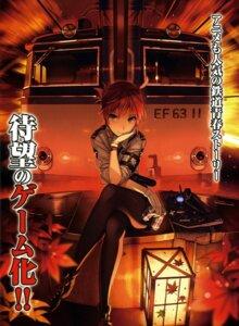 Rating: Safe Score: 57 Tags: gun pantyhose rail_wars! sakurai_aoi_(rail_wars!) uniform vania600 User: drop