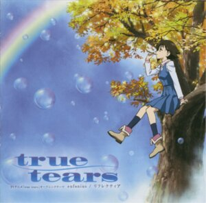 Rating: Safe Score: 4 Tags: disc_cover isurugi_noe seifuku sekiguchi_kanami true_tears User: xu04bj35265