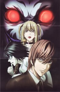 Rating: Safe Score: 6 Tags: amane_misa death_note fixme l ryuk yagami_light User: ccjsoft